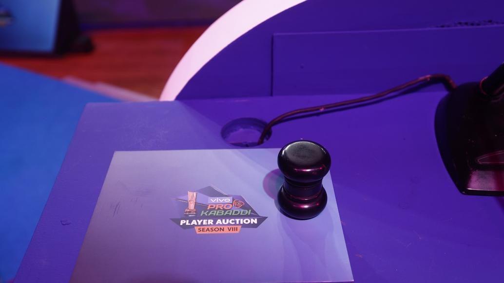 vivo Pro Kabaddi Player Auction 2021 - Day 3