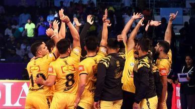 Match 6: Tamil Thalaivas vs Telugu Titans