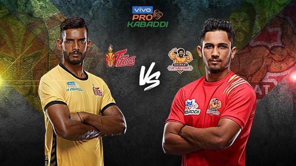 Gujarat Fortunegiants look to end their season on a high against Telugu Titans