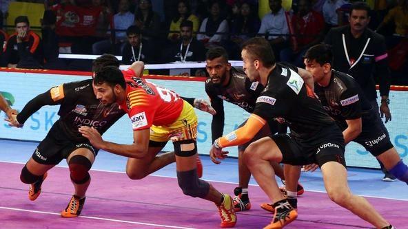 Match 75: Gujarat Fortunegiants vs U Mumba