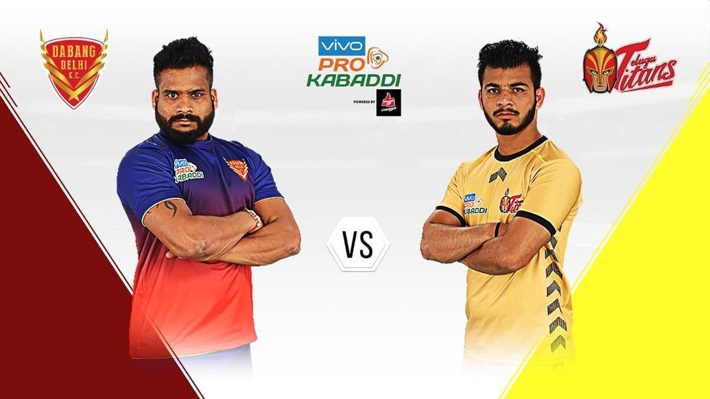 Dabang Delhi K.C. aim to break Telugu Titans' unbeaten record before home crowd