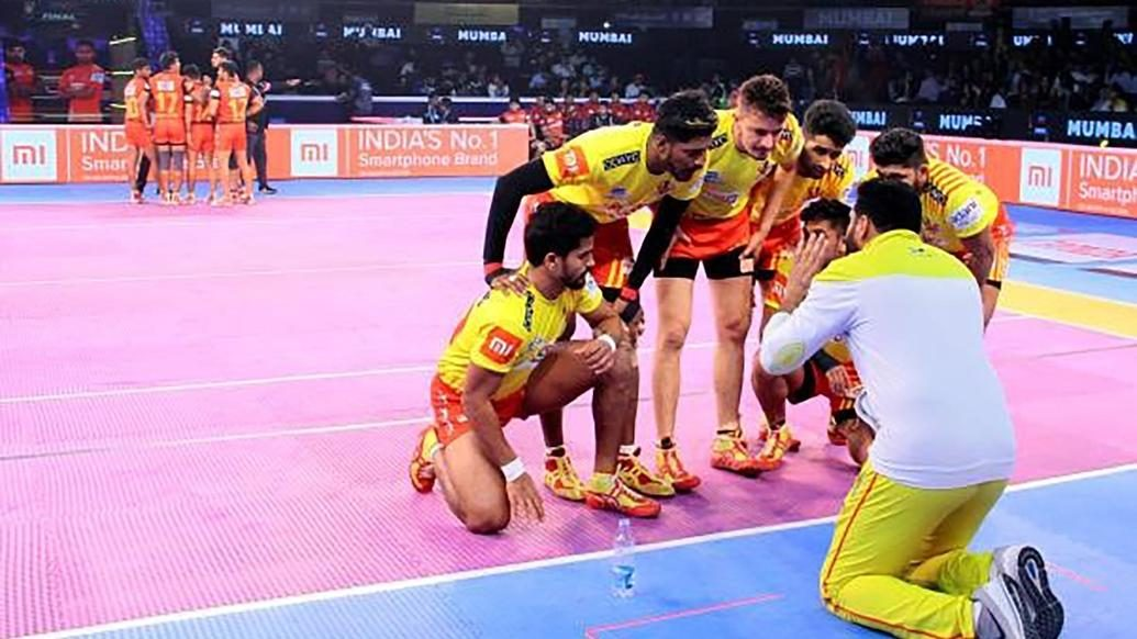 Pawan Sehrawat's quick raids in the final minutes turned the tides according to Manpreet Singh
