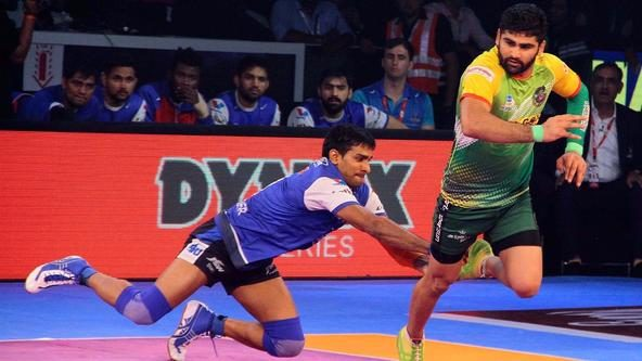 Super Narwal demolishes Steelers to set up Pune clash