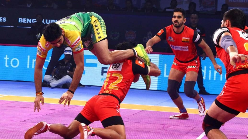 Match 119: Patna Pirates vs Bengaluru Bulls