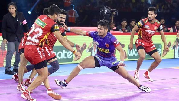 Match 56: Raider of the Match - Naveen Kumar