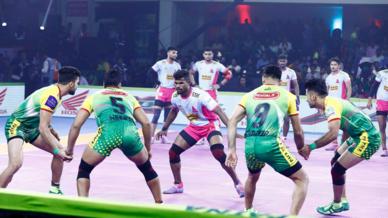 Match 23: Patna Pirates vs Jaipur Pink Panthers