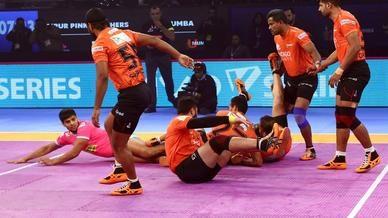 Match 114: Jaipur Pink Panthers vs U Mumba