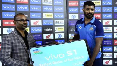 Match 29: U.P. Yoddha vs Tamil Thalaivas