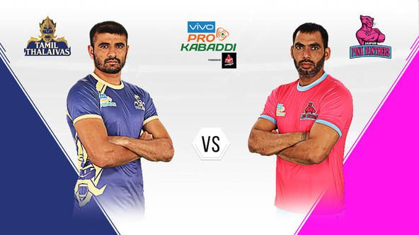 Jaipur Pink Panthers' second game at Vizag sees them looking for a win