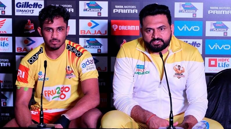 We couldn't execute what we planned, admits Gujarat Fortunegiants' coach Manpreet Singh