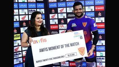 Match 95: Dabang Delhi K.C. vs Telugu Titans