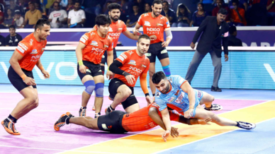 Semi-Final 2: Bengal Warriors vs U Mumba