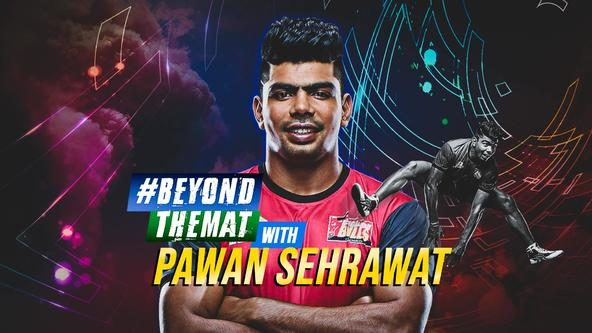 Beyond The Mat with Pawan Sehrawat