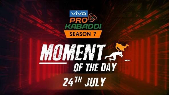 Matchday 4: Moment of the Day