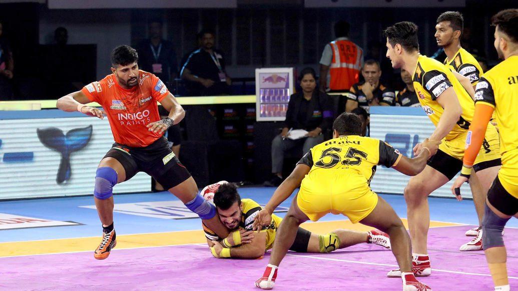 Match 87: Telugu Titans vs U Mumba