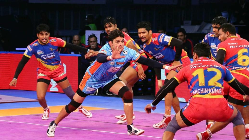 Match 132 - Bengal Warriors vs U.P.Yoddha