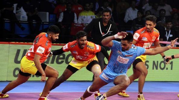 Match 66: Gujarat Fortunegiants vs Bengal Warriors