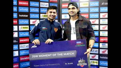 Match 113: Puneri Paltan vs Dabang Delhi K.C