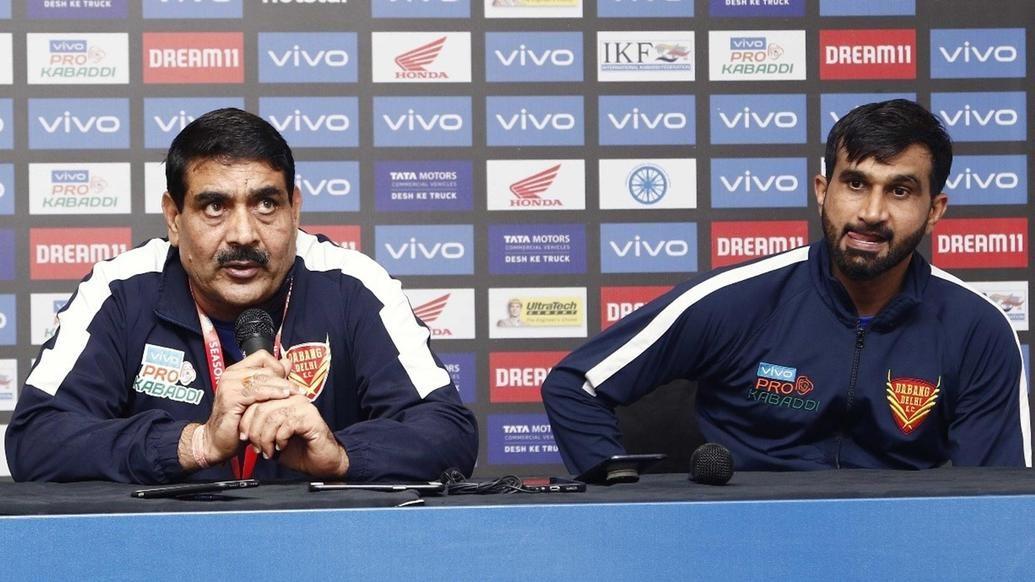 We were in control right from the start, says Dabang Delhi K.C. coach Krishan Kumar Hooda