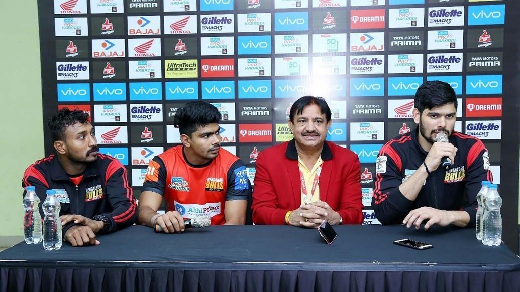 Randhir Singh: Amit Sheoran was brilliant today