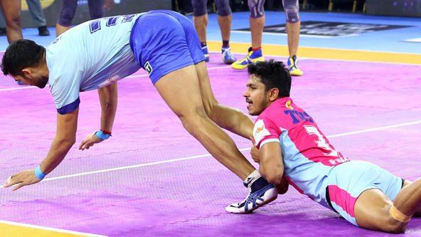 Match 52: Defender of the Match - Vishal