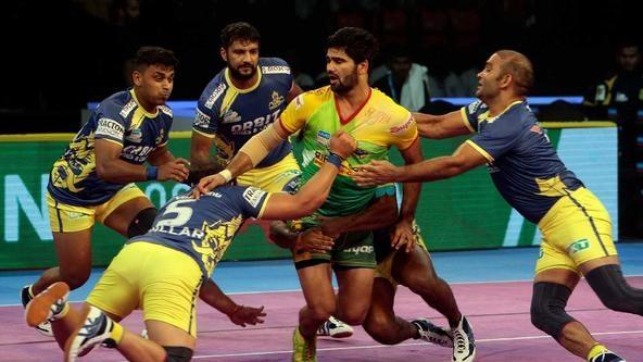 Thalaivas' old guard ensure comprehensive win over Patna
