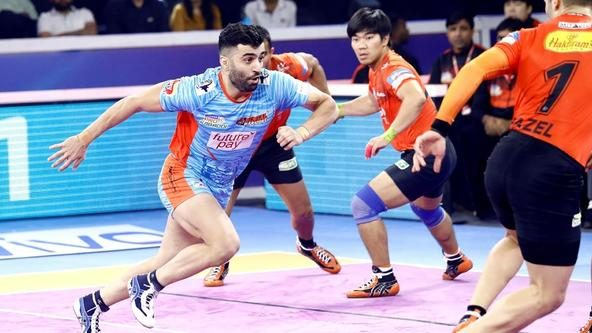 Five debutants that stole the limelight in vivo Pro Kabaddi Season 7