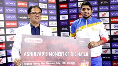 Match 76: Patna Pirates vs U.P. Yoddha