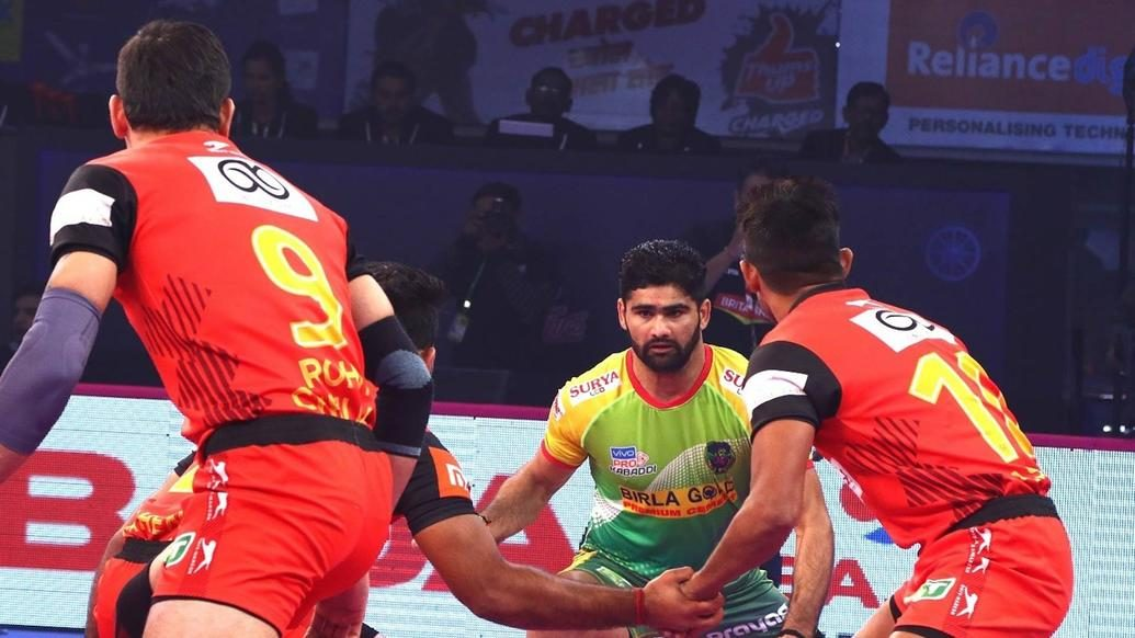 The top five highest scoring captains in VIVO Pro Kabaddi Season 6