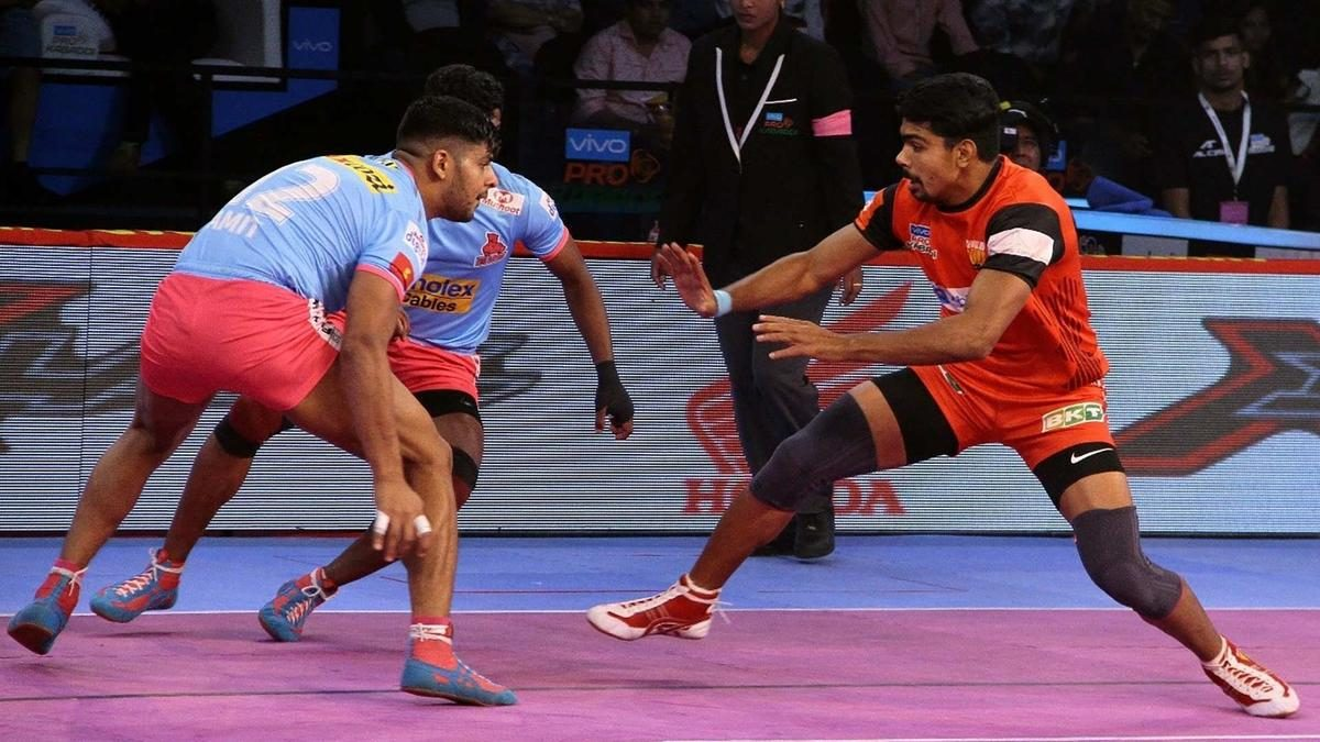 Sehrawat's 19-point effort inspires Bengaluru Bulls to a big victory