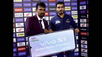Match 71: Puneri Paltan vs Haryana Steelers