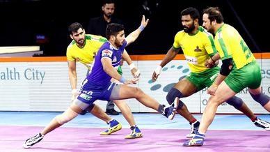 Match 90: Tamil Thalaivas vs Haryana Steelers