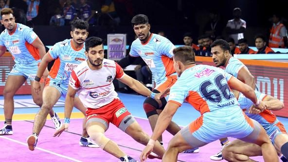 Match 97: Bengal Warriors vs Haryana Steelers