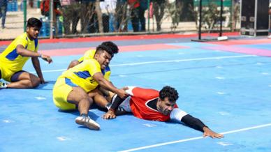 Best of Day 2: 67th Senior National Kabaddi Championship