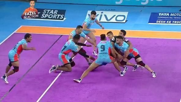 Match 32: Defender of the Match - Baldev Singh