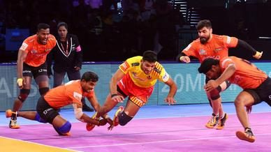 Match 92: U Mumba vs Gujarat Fortunegiants