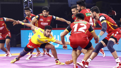 Match 67: Bengaluru Bulls vs Gujarat Fortunegiants