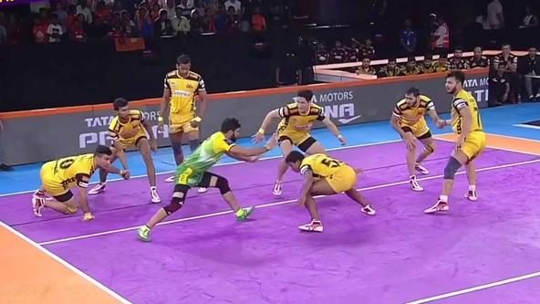 Match 98: Raider of the Match - Pardeep Narwal