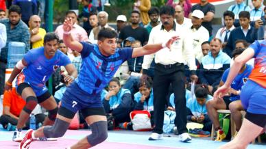 Best of the Men's Final: 67th Senior National Kabaddi Championship