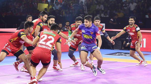 Match in 90 Seconds: Dabang Delhi K.C. vs Bengaluru Bulls