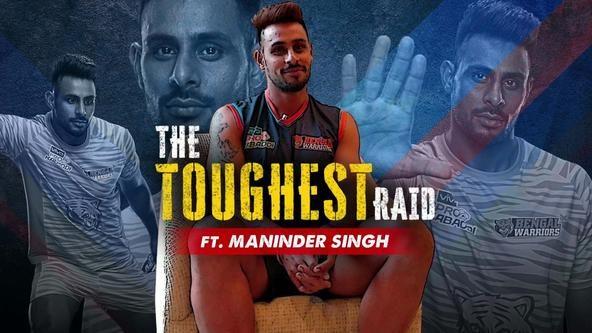 The Toughest Raid ft. Maninder Singh