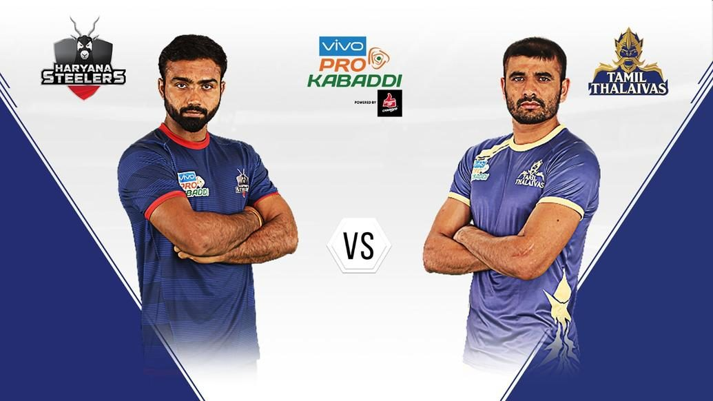 Haryana Steelers and Tamil Thalaivas intend to finish Season 6 with a flourish