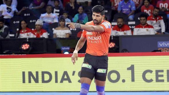 Match 43: Raider of the Match - Rohit Baliyan