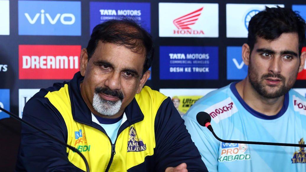 E Bhaskaran: Rahul Chaudhari played with a chip on his shoulder