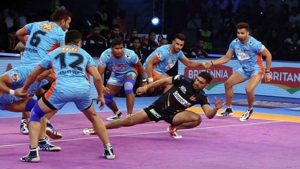 Match 17: Bengal Warriors vs Telugu Titans