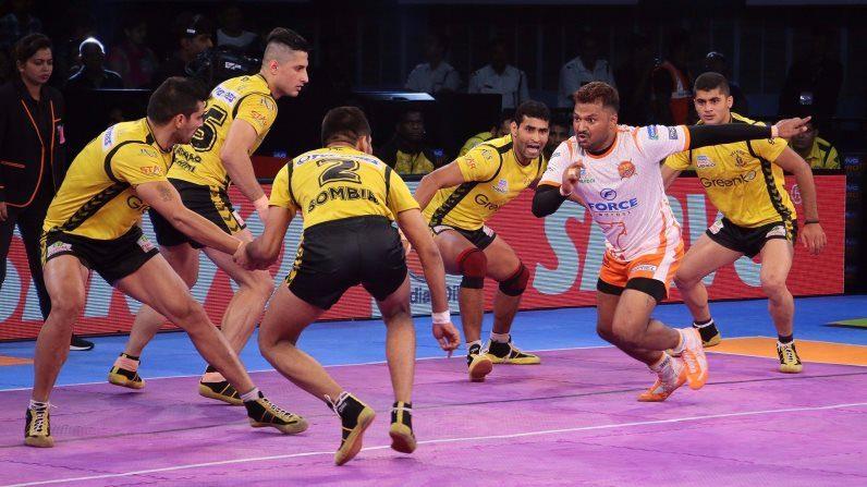 Match 65: Telugu Titans vs Puneri Paltan