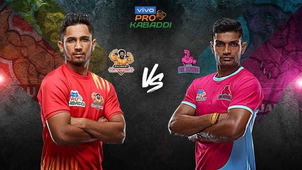 Gujarat Fortunegiants aim to finish home leg on a high against Jaipur Pink Panthers