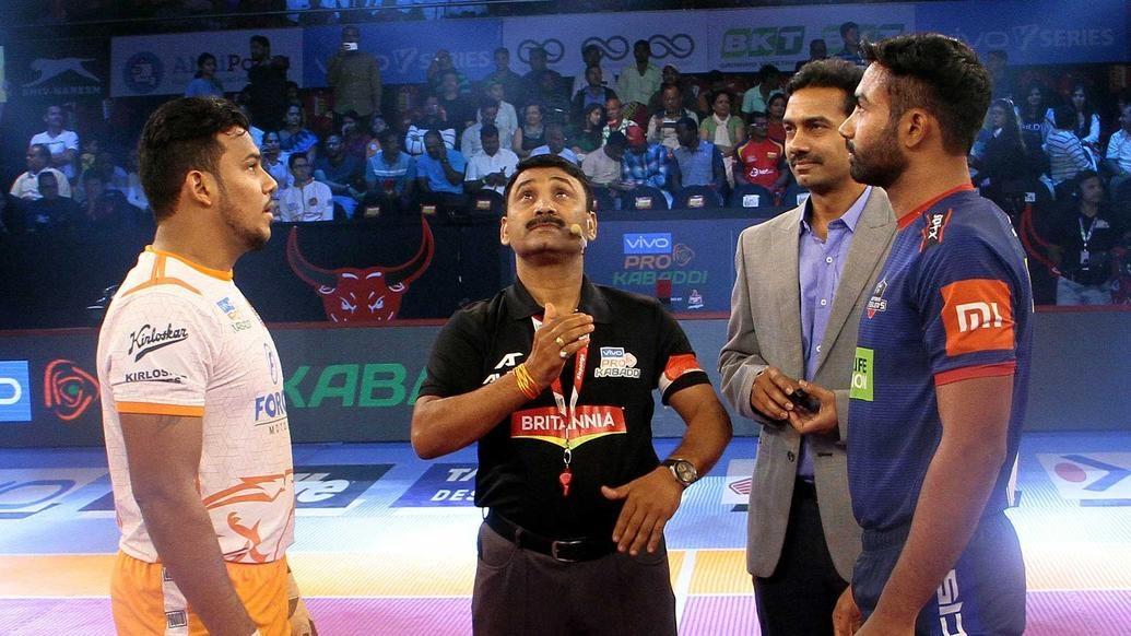 Match 85: Haryana Steelers vs Puneri Paltan