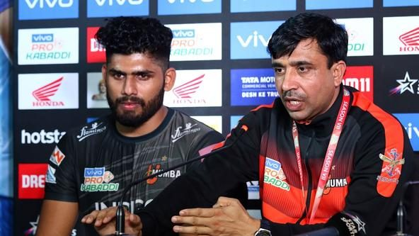 Upendra Singh: Happy that defence performed well