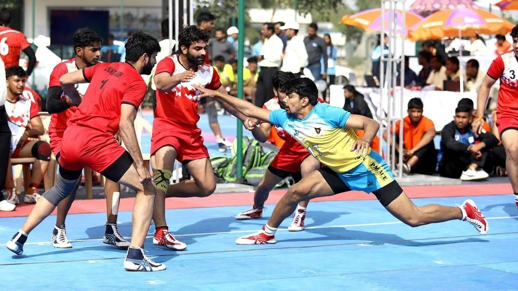 Best of Day 4: 67th Senior National Kabaddi Championship
